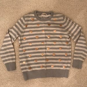 Crewcuts girls sweater